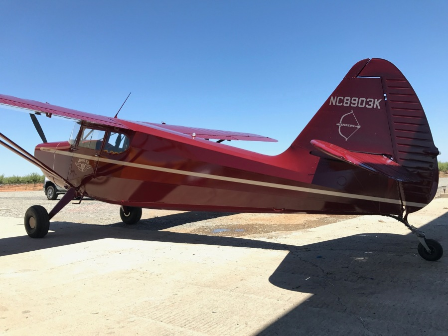 Bring that plane back to life! – WingsAK